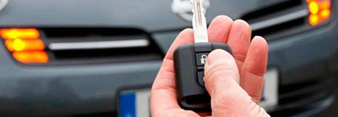 Schlüssel im auto München